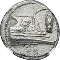 Ancients:Greek, Ancients: LYCIA. Phaselis. Ca. 4th century BC. AR stater (23mm,10.39 gm, 7h). NGC Choice AU 5/5 - 4/5....