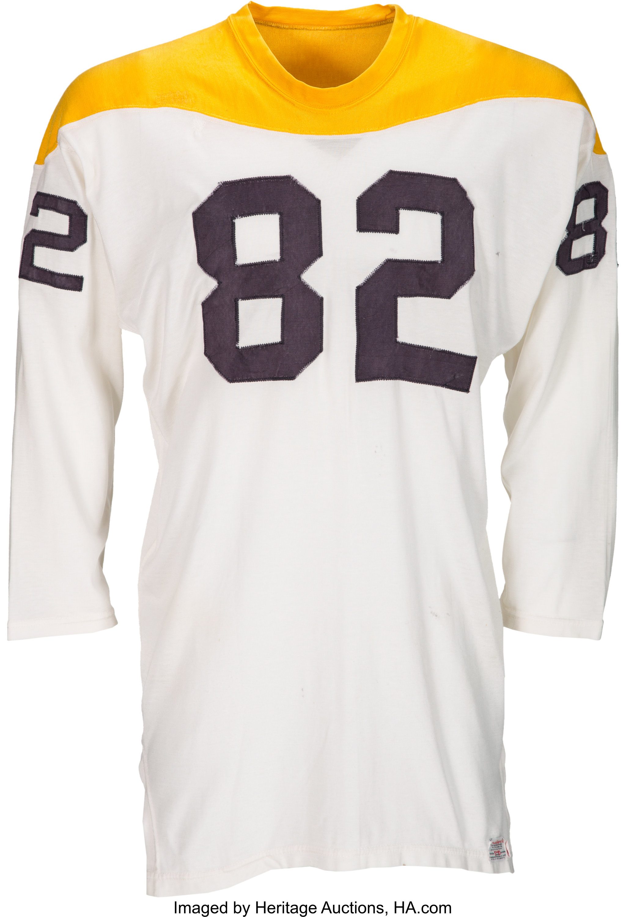 12541a77e 1966-67 John Hilton Game Worn Pittsburgh Steelers Jersey. ... | Lot #80530  | Heritage Auctions