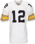 Football Collectibles:Uniforms, Early 1980's Terry Bradshaw Game Worn Pittsburgh Steelers Jersey.. ...