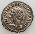 Ancients:Ancient Lots , Ancients: ANCIENT LOTS. Roman Imperial. Lot of two (2) Probus (AD276-282) AE antoniniani. About XF-AU.... (Total: 2 coins)
