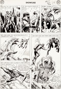 Original Comic Art:Panel Pages, Russ Heath Showcase #27 Story Page 20 Sea Devils OriginalArt (DC, 1960)....