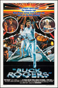 "Movie Posters:Science Fiction, Buck Rogers in the 25th Century (Universal, 1979). One Sheet (27"" X41"") Flat Folded. Science Fiction.. ..."