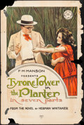 "Movie Posters:Drama, The Planter (Mutual, 1917). One Sheet (27"" X 41""). Drama.. ..."