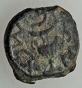 Ancients:Judaea, Ancients: JUDAEA. The Jewish War (AD 66-70). AE prutah (2.77 gm).About VF....