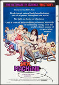 """Movie Posters:Sexploitation, Love and Energy & Other Lot (Seymour Borde, 1975). One Sheets(2) (27"""" X 41"""", 27"""" X 41.5""""). Alternate Title: The Sex Mach...(Total: 2 Items)"""