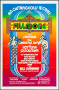 """Movie Posters:Rock and Roll, Fillmore (20th Century Fox, 1972). One Sheet (27"""" X 41""""). Rock andRoll.. ..."""