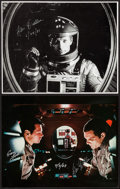 """Movie Posters:Science Fiction, 2001: A Space Odyssey (MGM, 1968). Autographed Photos (2) (14"""" X11""""). Science Fiction.. ... (Total: 2 Items)"""