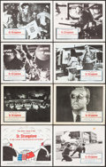 """Movie Posters:Comedy, Dr. Strangelove or: How I Learned to Stop Worrying and Love theBomb (Columbia, 1964). Lobby Card Set of 8 (11"""" X 14""""). Come...(Total: 8 Items)"""