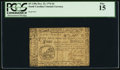 Colonial Notes:South Carolina, South Carolina December 23, 1776 $4 PCGS Fine 15.. ...