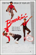"Movie Posters:Musical, Breakin' (MGM, 1984). One Sheet (27"" X 41""). Musical.. ..."