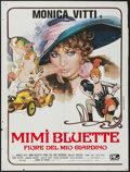 "Movie Posters:Foreign, Mimi Bluette (PIC, 1976). Italian 2 - Foglis (2) Identical (39.25"" X 55""). Foreign.. ... (Total: 2 Items)"