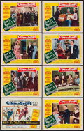 """Movie Posters:Comedy, How to Marry a Millionaire (20th Century Fox, 1953). Lobby Card Setof 8 (11"""" X 14""""). Comedy.. ... (Total: 8 Items)"""