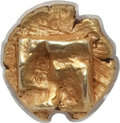 Ancients:Greek, Ancients: IONIA. Uncertain City. Ca. 625-550 BC. EL 24th stater(0.69 gm). NGC Choice AU 5/5 - 5/5....