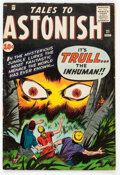 Silver Age (1956-1969):Horror, Tales to Astonish #21 (Marvel, 1961) Condition: FN....