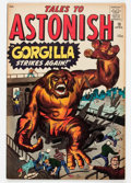 Silver Age (1956-1969):Horror, Tales to Astonish #18 (Marvel, 1961) Condition: FN-....