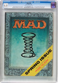 Magazines:Mad, MAD #28 (EC, 1956) CGC FN 6.0 Cream to off-white pages....