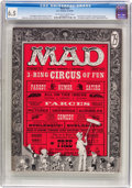 Magazines:Mad, MAD #29 (EC, 1956) CGC FN+ 6.5 Off-white to white pages....