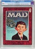 Magazines:Mad, MAD #30 (EC, 1956) CGC VF/NM 9.0 Cream to off-white pages....
