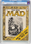 Magazines:Mad, MAD #25 (EC, 1955) CGC VG/FN 5.0 Light tan to off-white pages....