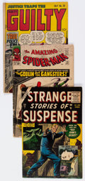 Silver Age (1956-1969):Miscellaneous, Comic Books - Assorted Golden-Modern Age Comics Group of 6 (VariousPublishers, 1950s-70s) Condition: Average PR.... (Total: 6 ComicBooks)