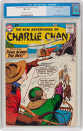 Silver Age (1956-1969):Mystery, The New Adventures of Charlie Chan #6 (DC, 1959) CGC FN+ 6.5 Creamto off-white pages....