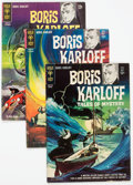Silver Age (1956-1969):Horror, Boris Karloff Tales of Mystery Group of 42 (Gold Key, 1964-75)Condition: Average VG.... (Total: 42 Comic Books)