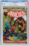 Bronze Age (1970-1979):Horror, Tomb of Dracula #6 (Marvel, 1973) CGC NM/MT 9.8 White pages....