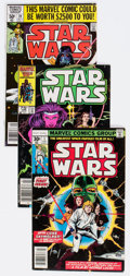 Modern Age (1980-Present):Science Fiction, Star Wars #1-106 Near-Complete Series Box Lot (Marvel, 1977-86)Condition: Average VF-....