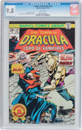 Bronze Age (1970-1979):Horror, Tomb of Dracula #39 (Marvel, 1975) CGC NM/MT 9.8 White pages....