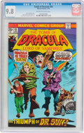 Bronze Age (1970-1979):Horror, Tomb of Dracula #40 (Marvel, 1976) CGC NM/MT 9.8 Off-white to whitepages....