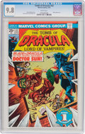 Bronze Age (1970-1979):Horror, Tomb of Dracula #42 (Marvel, 1976) CGC NM/MT 9.8 White pages....