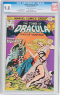 Bronze Age (1970-1979):Horror, Tomb of Dracula #43 (Marvel, 1976) CGC NM/MT 9.8 Off-white to whitepages....