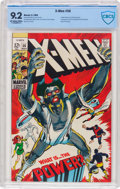 Silver Age (1956-1969):Superhero, X-Men #56 (Marvel, 1969) CBCS NM- 9.2 Off-white to white pages....