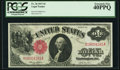 Fr. 36 $1 1917 Legal Tender PCGS Extremely Fine 40PPQ