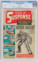 Tales of Suspense #39 (Marvel, 1963) CGC FR/GD 1.5 Brittle pages