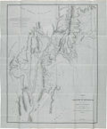 Books:Maps & Atlases, Lts. J.W. Abert and W.G. Peck. Map of the Territory of New Mexico Made by Order of Brig. Gen. S.W. Kearny, und...