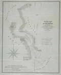 Miscellaneous:Maps, Set of Maps (6), 1838-1840, of the Sabine River:. ...