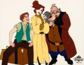 Animation Art:Limited Edition Cel, Anastasia Limited Edition Cel #5694/7000 (Fox, 1997)....