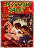 Pulps:Hero, Mystery Tales - June 1938 (Red Circle) Condition: GD/VG....