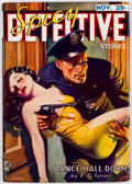 "Pulps:Detective, Spicy Detective Stories - November 1935 ""A"" Cover (Culture)Condition: FN-...."