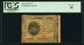 Continental Currency May 10, 1775 $7 PCGS Very Fine 30