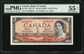 Canadian Currency: , Canada BC-30b $2 1954 Devil's Face.. ...