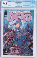 Modern Age (1980-Present):Horror, The Walking Dead #1 Wizard World New York Edition (Image, 2013) CGCNM+ 9.6 White pages....