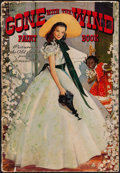 "Movie Posters:Academy Award Winners, Gone with the Wind (Merrill Publishing, 1940). Southern StyleColoring Book (18 Pages, 9"" X 12""). Academy Award Winners.. ..."