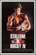 "Movie Posters:Sports, Rocky IV (MGM/UA, 1985). One Sheet (27"" X 41"") Advance. Sports.. ..."