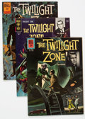 Silver Age (1956-1969):Horror, Twilight Zone Group of 9 (Dell, 1962).... (Total: 9 Comic Books)