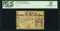 Colonial Notes:New York, New York February 16, 1771 £2 PCGS Apparent Very Fine 30.. ...