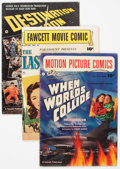 Golden Age (1938-1955):Miscellaneous, Fawcett Movie Related Group of 59 (Fawcett Publications, 1949-53) Condition: Average VG-.... (Total: 59 Comic Books)