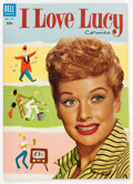 Golden Age (1938-1955):Miscellaneous, Four Color #535 I Love Lucy (Dell, 1954) Condition: VF/NM....