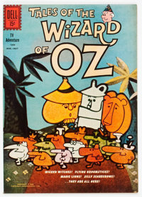 Four Color #1308 Tales of the Wizard of Oz (Dell, 1962) Condition: VF/NM